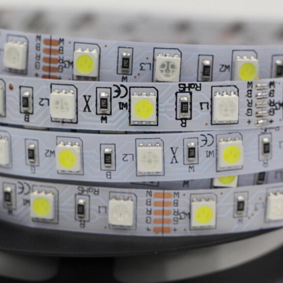 Светодиодные ленты влагозащищённые IP65 120Д-3528-9.6W